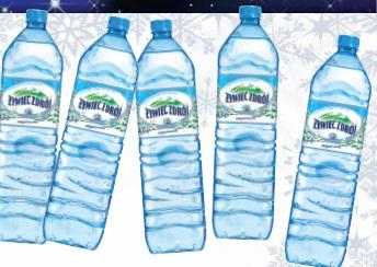 Woda Żywiec Zdrój różne rodzaje Żywiec Zdrój