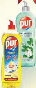 Płyn do naczyń Pur różne rodzaje Henkel
