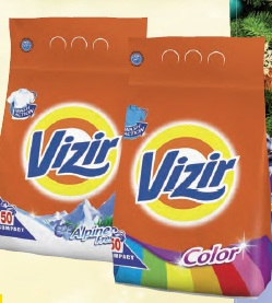 Proszek do prania Vizir różne rodzaje Procter&Gamble