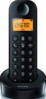 Philips TELEFON BEZPRZEWODOWY D1201B
