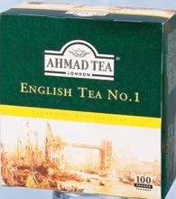 Herbata ekspresowa English Tea No.1 Ahmad