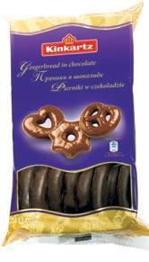 Pierniki w czekoladzie Kinkartz