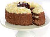 Tort Czarny Las 1,5 kg
