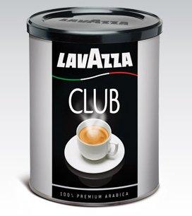 Kawa mielona Lavazza Club w puszcze