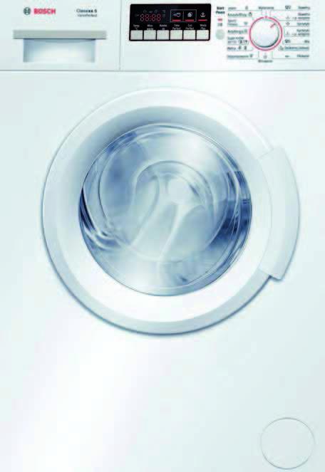 Bosch PRALKA WAB24264PL/WAB20264PL