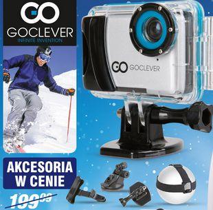 Rejestrator i kamera sportowa GoClever DVR Silver