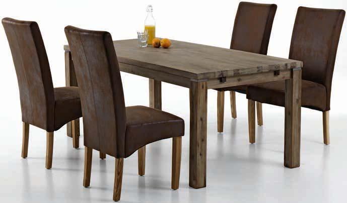 Stół Lundby lub Krzesła Borup