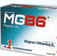 Tabletki MGB6