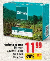 Herbata czarna Dilmah