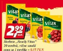 Herbata Family Vitax