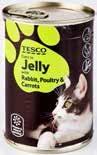 Karma mokra dla kota Tesco 415 g
