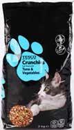 Karma sucha dla kota Tesco 2 kg