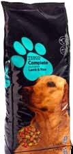 Karma dla psa Tesco 3 kg