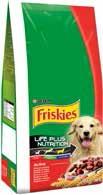 Karma sucha dla psa Friskies 10 kg
