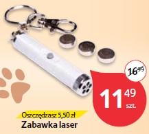 Zabawka laser
