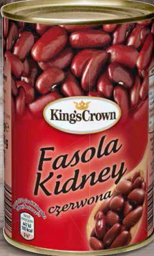 Fasola czerwona Kidney
