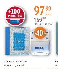 ZIPPO FEEL ZONE Man edt.,