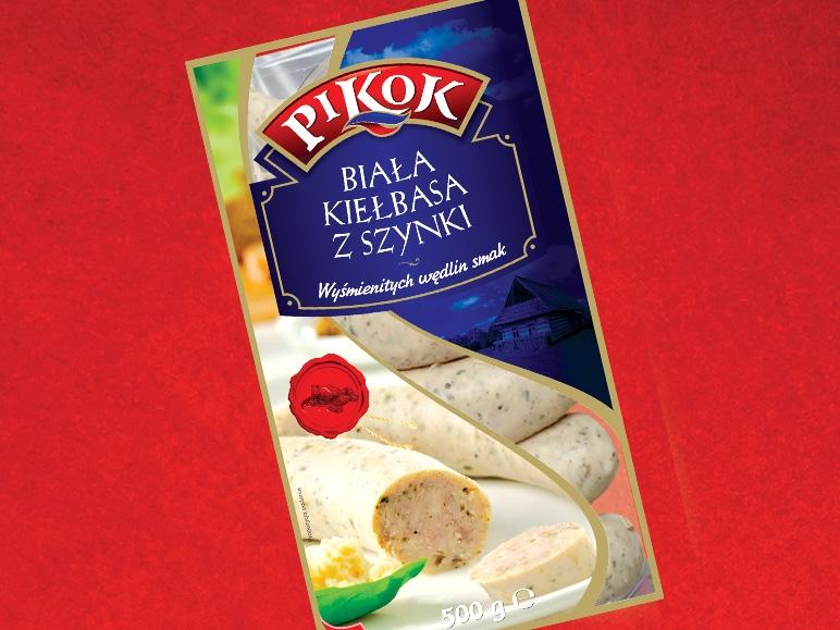 Kiełbasa polska surowa