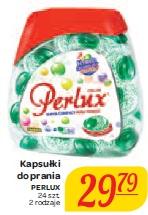 Kapsułki do prania Perlux
