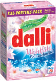 Proszek do prania Dalli Wohlfuhl