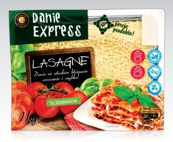 Lasagne Bolognese Danie Express, 1 kg