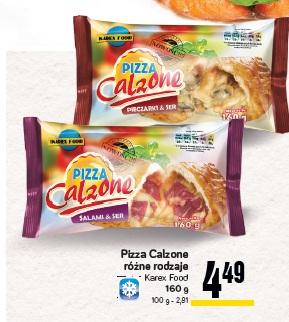Pizza Calzone różne rodzaje Karex Food