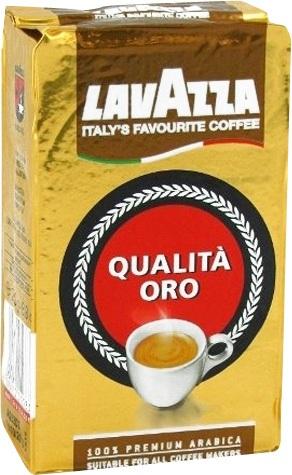 Kawa mielona lub ziarnista Lavazza Qualita ORO SPS Handel