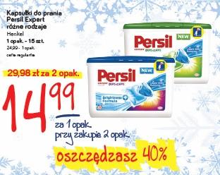 Kapsułki do prania Persil Expert różne rodzaje Henkel