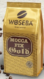 Kawa mielona Mocca Fix Gold Woseba