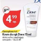 Krem do rąk Dove 75 ml