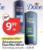 Żel pod prysznic Dove Men 400 ml