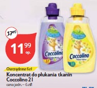 Koncentrat do płukania tkanin Coccolino 2 l