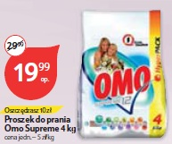 Proszek do prania Omo Supreme 4 kg