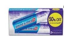 Pasta do zębów Blend-a-med. 2 x 100 ml