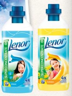 Koncentrat do płukania Lenor różne rodzaje Procter&Gamble