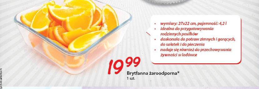 Brytfanna Żaroodporna
