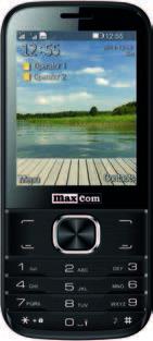 MaxCom TELEFON MM237