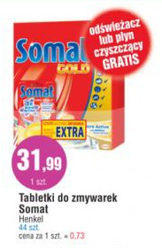 Tabletki do zmywarek Somat Henkel