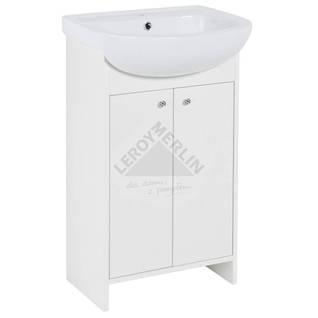 Zestaw szafka z umywalką ADA