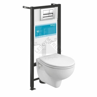 Zestaw podtynkowy WC REKORD