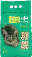 Żwirek dla kota Carrefour