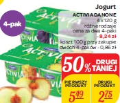Jogurt ACTIVIA DANONE