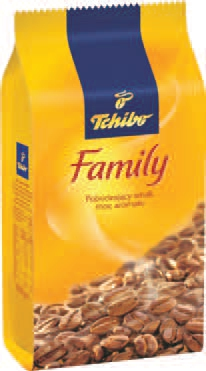 Kawa mielona TCHIBO FAMILY