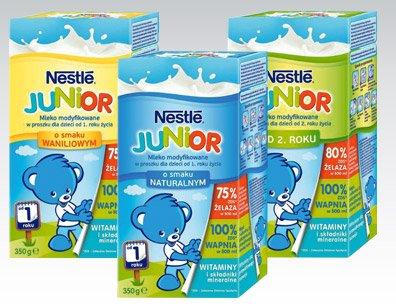 Mleko Junior Nestle, 350 g