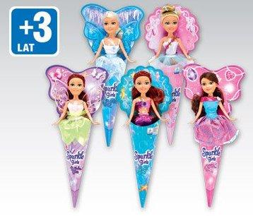 Sparkle Girlz® kolekcja czarujących lalek