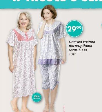 Damska koszula nocna/ piżama