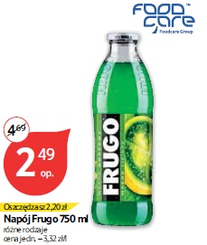 Napój Frugo 750 ml