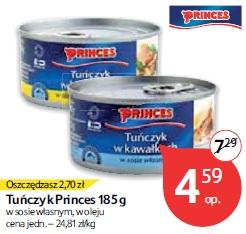 Tuńczyk Princes 185 g