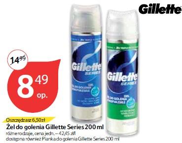 Żel do golenia Gillette Series 200 ml