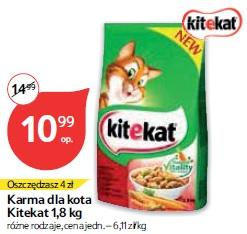 Karma dla kota Kitekat 1,8 kg